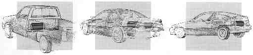 Obr. 9.Správná instalace subwooferu