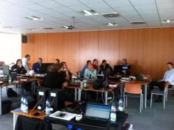 foto z pražského workshopu 20.9.2012