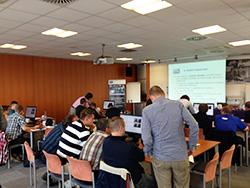 foto z pražského workshopu 19.9.2013