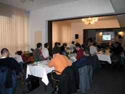 foto z ostravského školení 12.12.2006