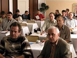 foto z ostravského školení 13.03.2007