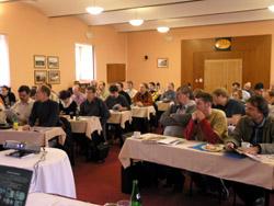 foto z pražského školení 01.03.2007