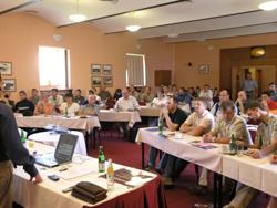 foto z pražského školení 14.9.2006