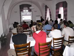 foto z pražského školení 28.6.2006