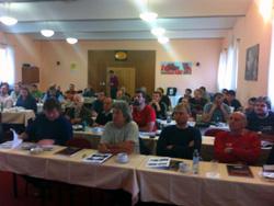 foto z pražského školení 27.10.2011