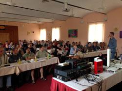 foto z pražského školení 22.5.2013